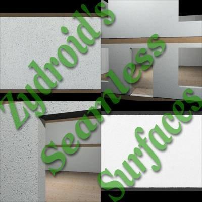 SRF whitewashed stucco wall bump map