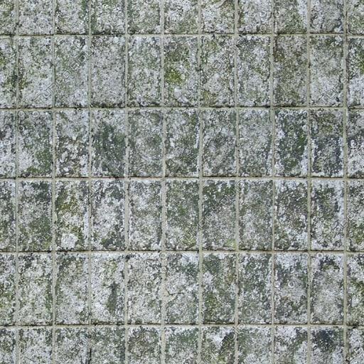 T010 ceramic tiles old