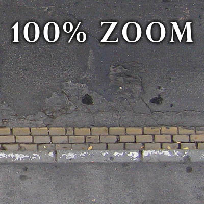 High resolution used road and sidewalk 01