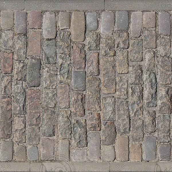 G048 sidewalk cobblestones paving 1024