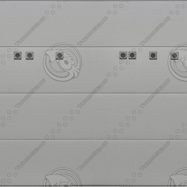 W395 metal wall cladding