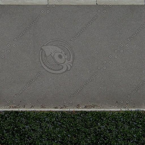 G097 tarmac asphalt sidewalk texture