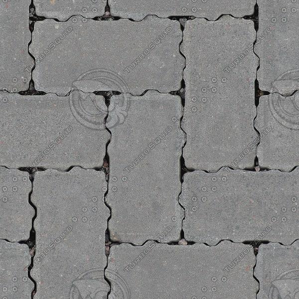G323 brick paving bricks