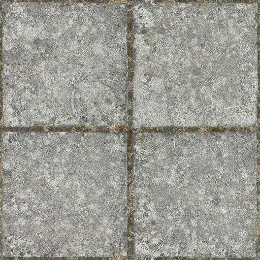 G248 sidewalk flagstones paving