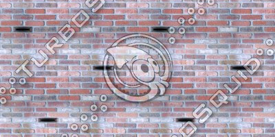 Brick with holes Seamless