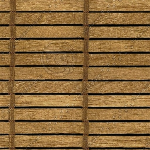 FB039 roller blinds wooden texture