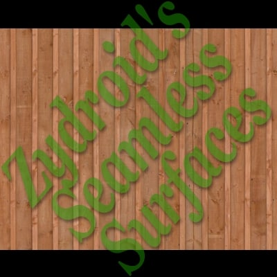SRF wooden fence wood fencing