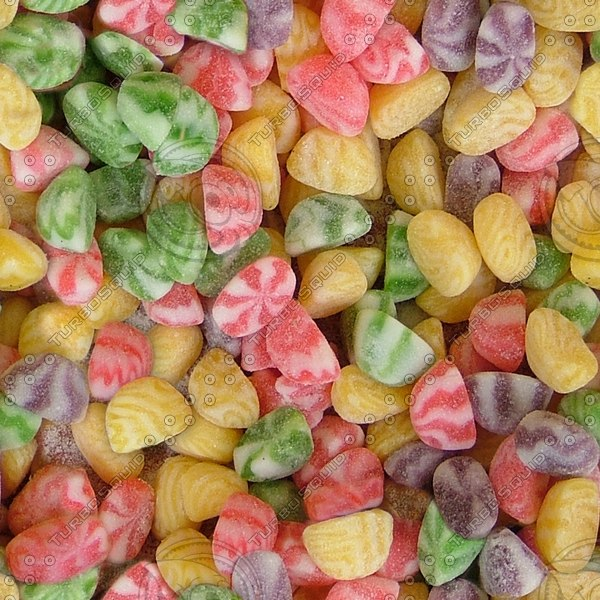 FD018 sweets candy chews