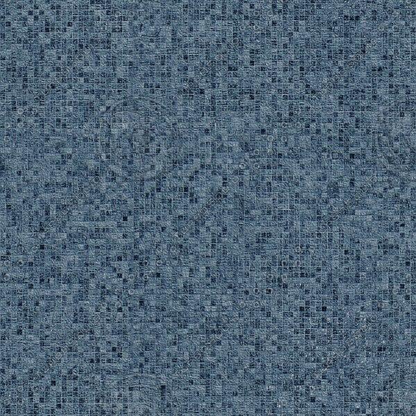 T046 small ceramic tiles blue texture
