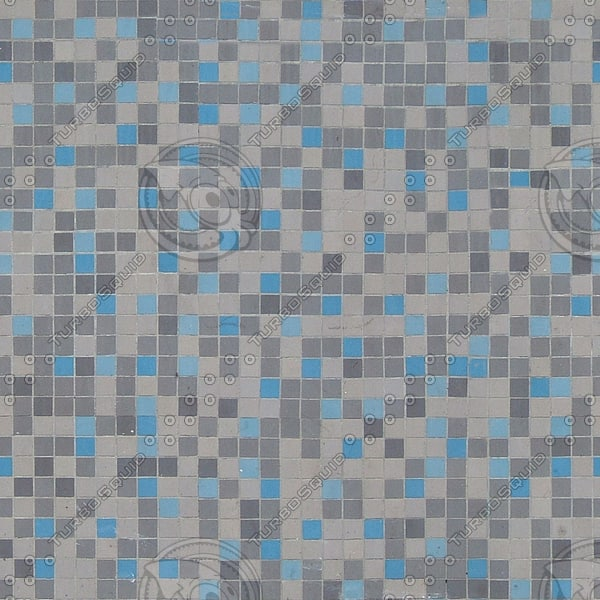 T043 small colored tiles texture