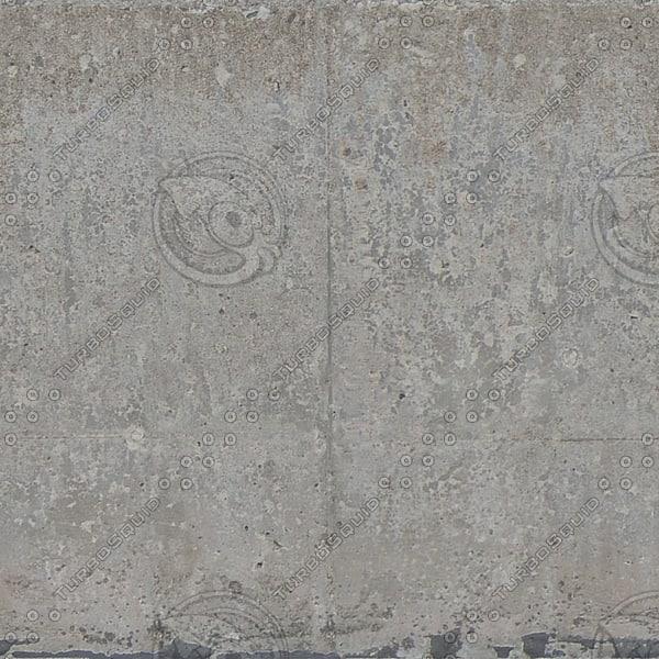 W386 concrete wall clean