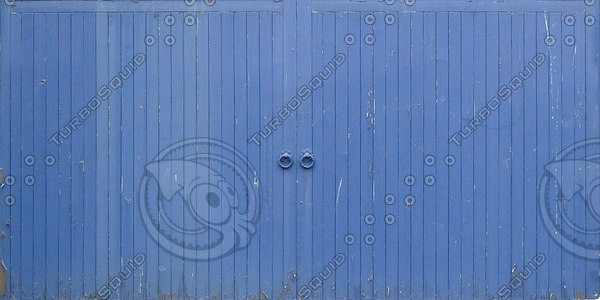 D086 double doors gate texture