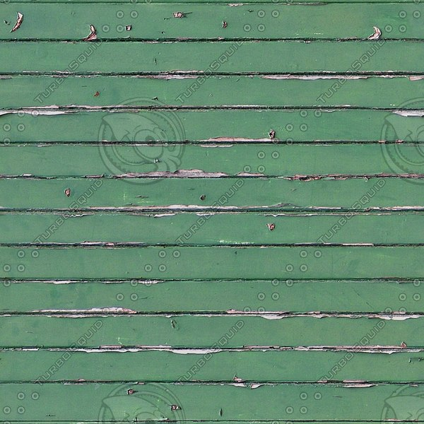 WD121 green clapboard texture