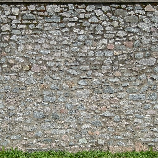W052 stone wall texture