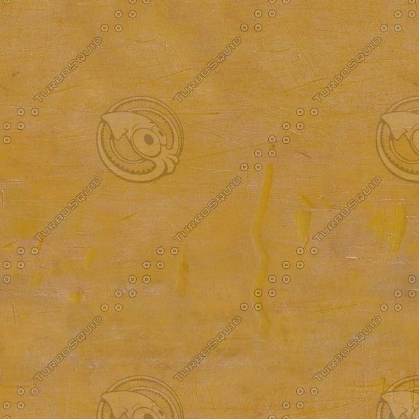 PL014 yellow plastic box texture