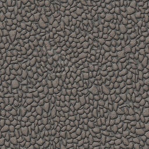 C097 brown concrete wall