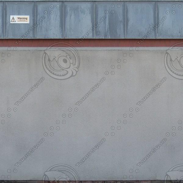 W060 white concrete wall texture