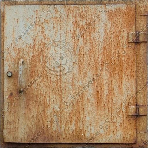 D171 metal door hatch