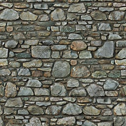 UPW01 wall stone blocks