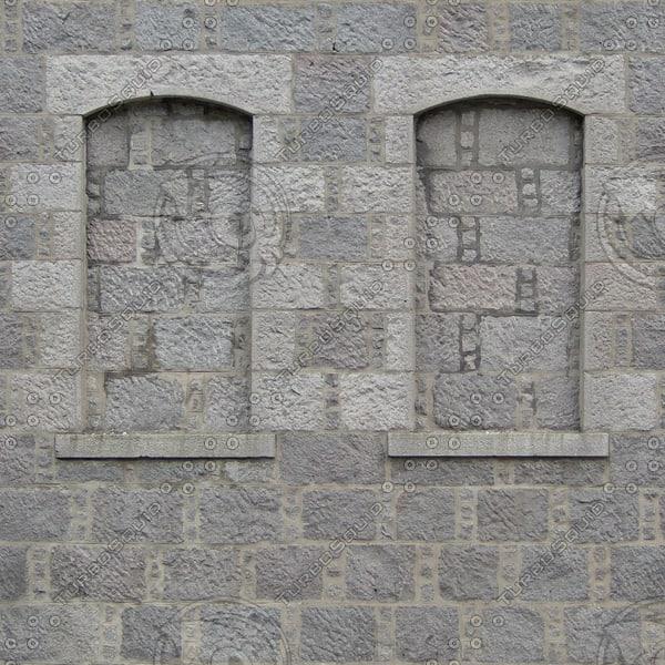 WND111 wall windows texture