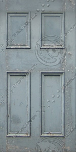 D181gray wooden door texture