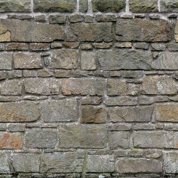 W110 brown stone wall texture