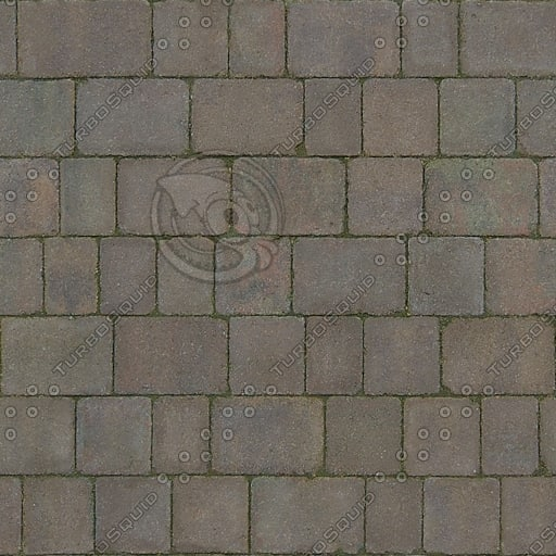 G143 concrete paving stones texture