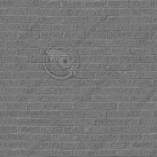 BRK100 bricks gray wall