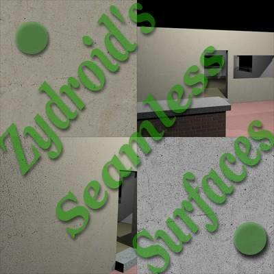 SRF brown concrete wall texture