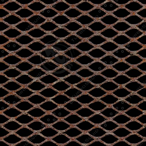 M020 metal wire grill mesh