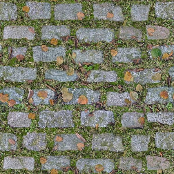 G127 cobblestones paving stones