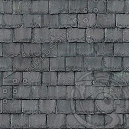 UPRF11 gray slate roof texture