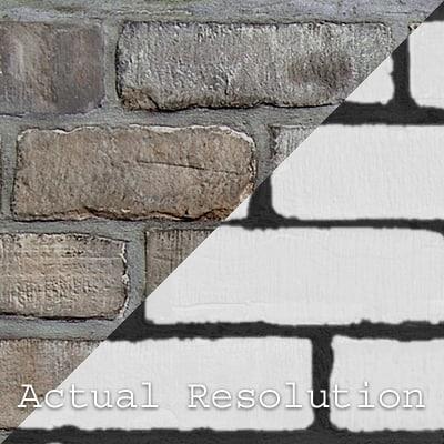 SRF bricks brown brick wall texture