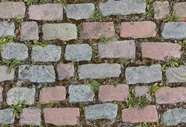 G230 cobblestones colored coloured