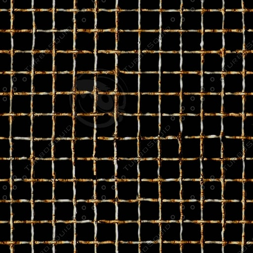 M024 wire fence grill