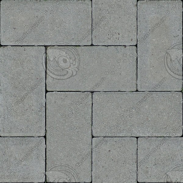 G319 white brick paving texture