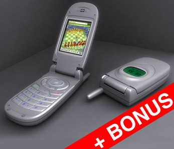 samsung mobile phone 3d model