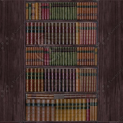 fake book bookcase  texture