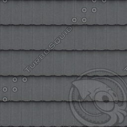 UPRF16 gray stone roof tiles texture