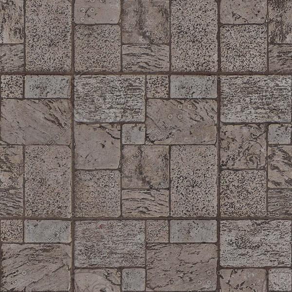 F023 stone floor tiles texture