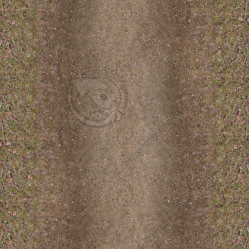 G179 dirt track path texture
