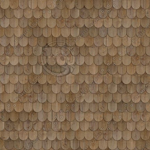 R004b wooden roof shingles