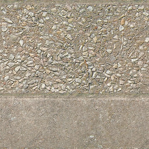 C015 concrete wall trim