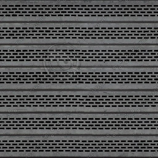 M072 perforated punched metal texture