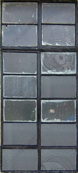 WND123 wire glass window texture