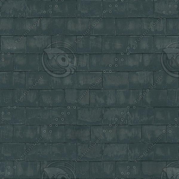R097 dark roof slate texture