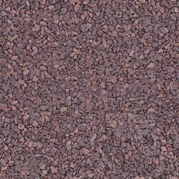 UPG05 gravel crushed rock texture