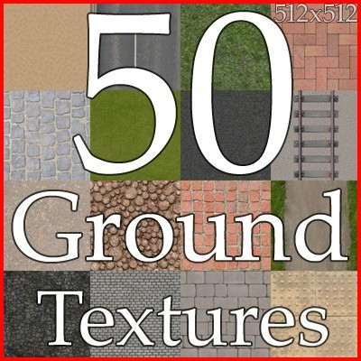 ground texture collection vol01