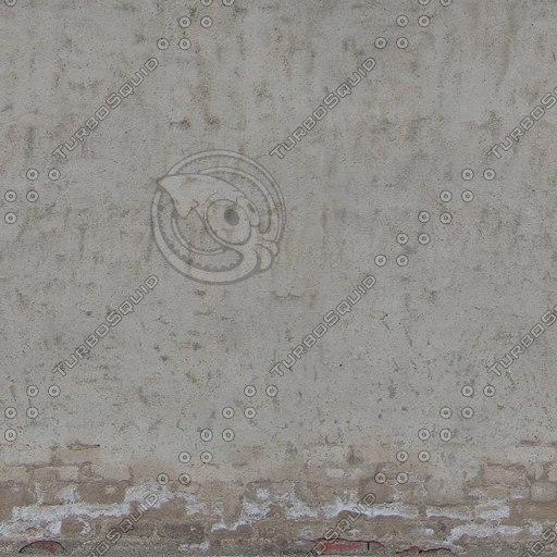 W323 concrete cement wall