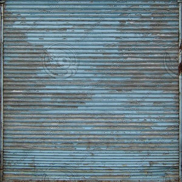 D180 roller door texture